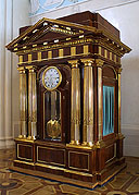 Grand Strasser Clock will Ring again in the Winter Palace