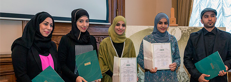 Internship of associates from the National Museum of the Sultanate of Oman at the Hermitage