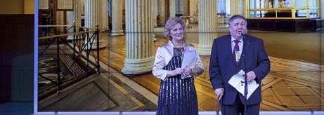 Evening Event Dedicated to the 250-Year Anniversary of the State Hermitage Museum