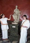 An Archaeological Journey as Guests of the Muses