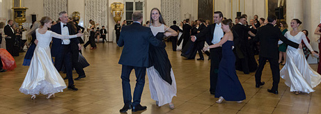 Traditional Charity Gala Reception in the Winter Palace