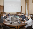 The State Hermitage Museum International Advisory Board Fifteenth annual meeting